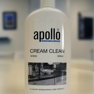 Apollo Cream Clean abrasive cleaner
