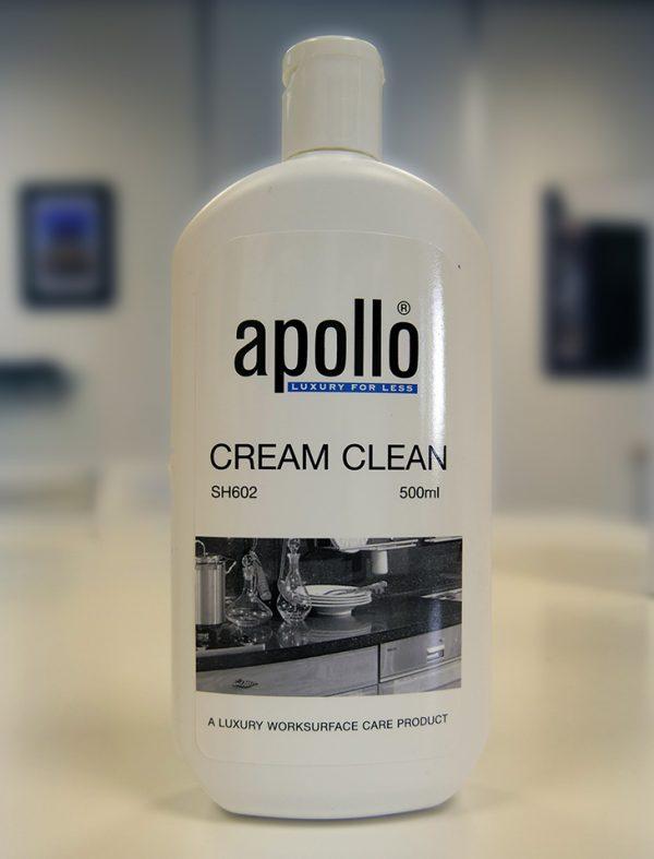 Apollo Cream Clean abrasive cleaner