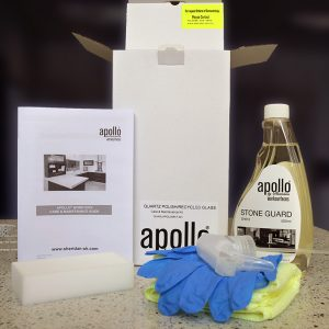 Apollo Quartz Polish Care & Maintenance Kit
