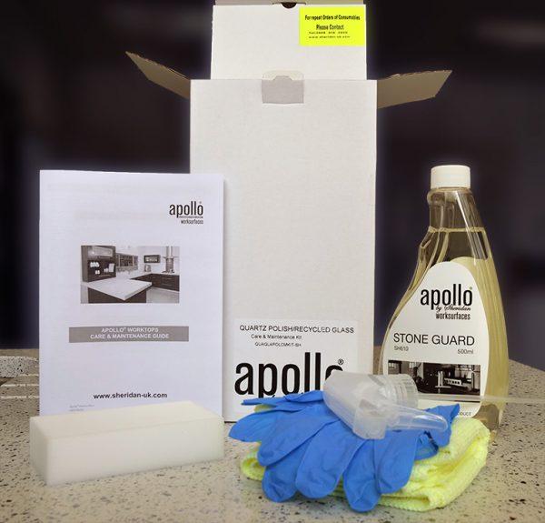 Apollo Quartz Polish Care & Maintenance Kit