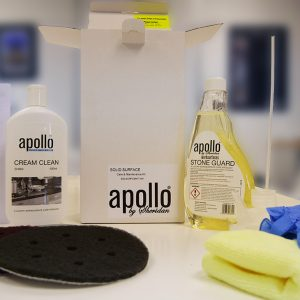 Solid Surface Care & maintenance kit