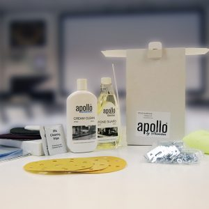 Solid Surface Installation Kit