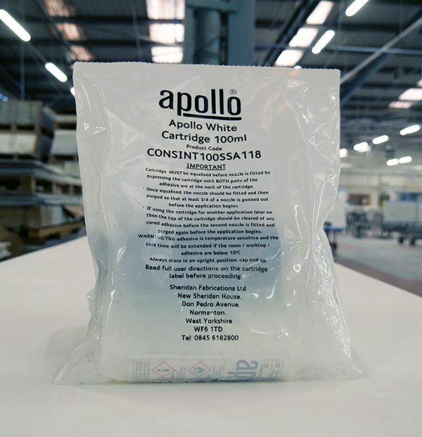 Apollo White Solid Surface Glue