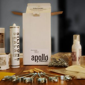 Apollo Wood Installation Kit
