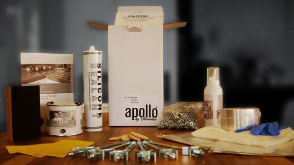 Apollo Wood Installation Kit