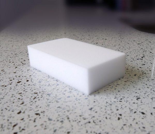 Foam Mark & Stain Eraser for Polished Quartz