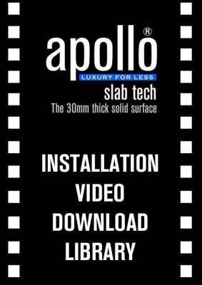 Apollo Slab Tech Installation Videos