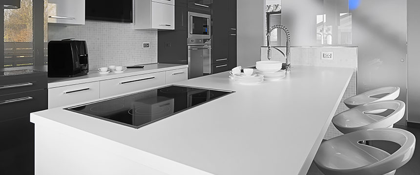 Slab Tech worktops by Sheridan