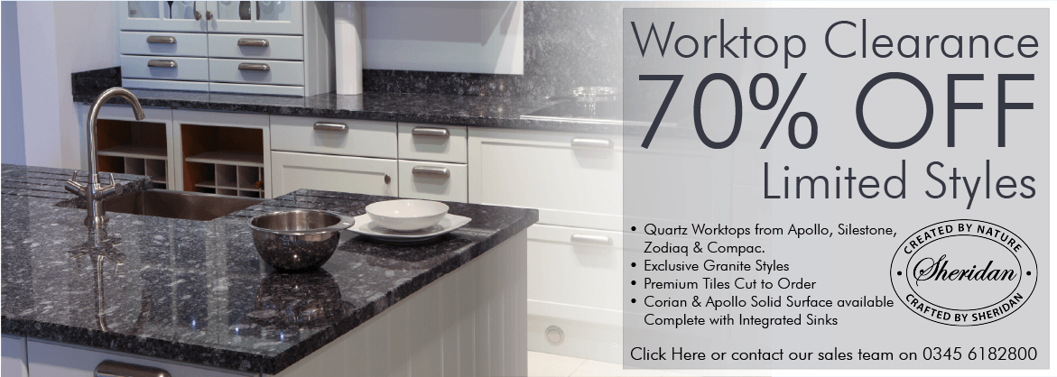 Sheridan Worktops | Sheridan Fabrications Ltd