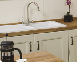 Wood Worktops by Sheridan