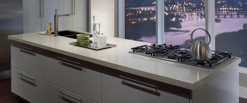 Zodiaq Worktops by Sheridan